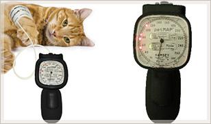 血圧測定器 pet MAP